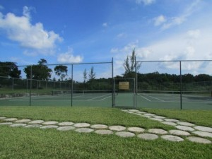 Charlotteville Tennis Courts